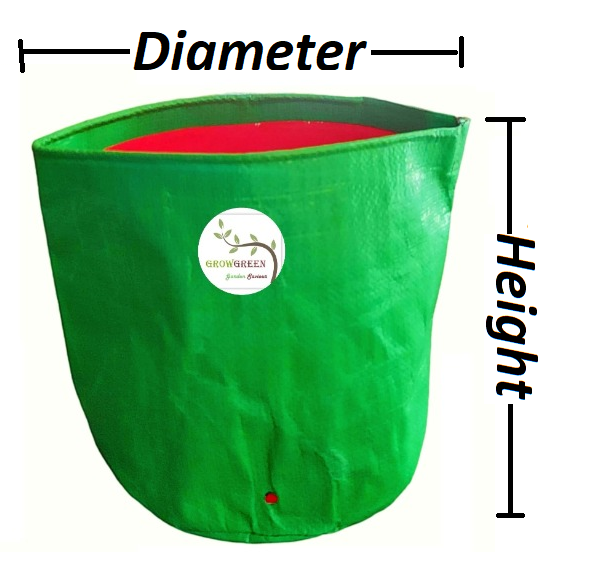 HDPE Round Bags